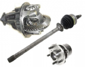 Differentials & Axles